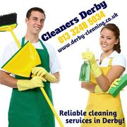 End of tenancy cleaning services Derby